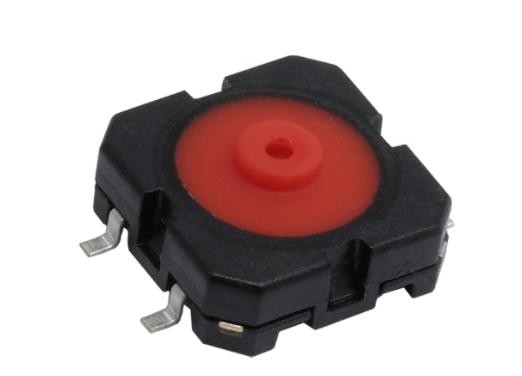 C&K 推出声音柔和的可定制中行程轻触开关