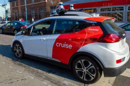 中美自動駕駛企業頻發大招,自動駕駛迎來快速發展