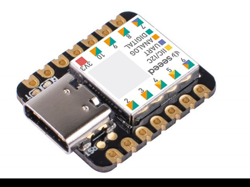Seeeduino XIAO微型開發板arduino uno/nano兼容ARM低功耗 可穿戴