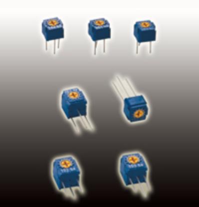 CT-6系列精密微調電位器