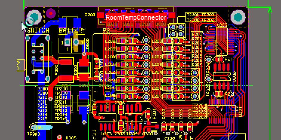 测温仪P2 测温仪的硬件原理图设计详解