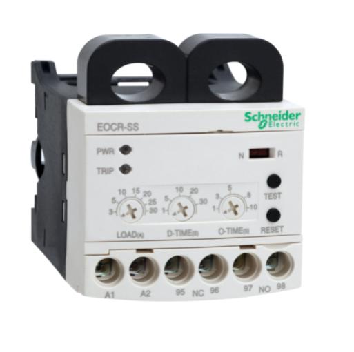 EOCR-SS馬達保護繼電器-小型設計-經濟型