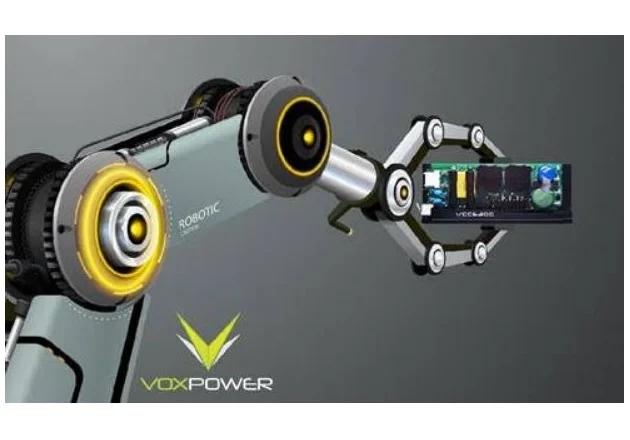 单输出电源提供300W,占地面积为4 × 2英寸