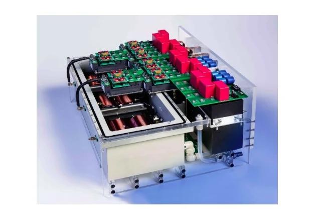 Fraunhofer ISE创造了紧凑型逆变器直接连接到中压电网