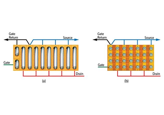 GaN晶體管電路的布局注意事項