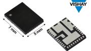 Vishay推出的新款microBUCK? 稳压器可提高功率密度和瞬变响应能力