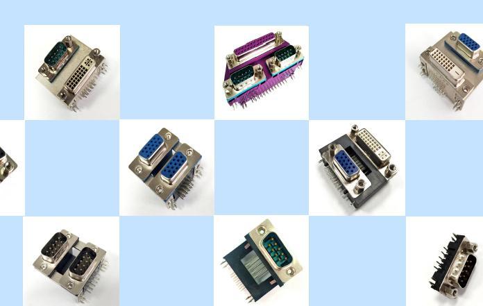 HDMI接口连接器的类型有些