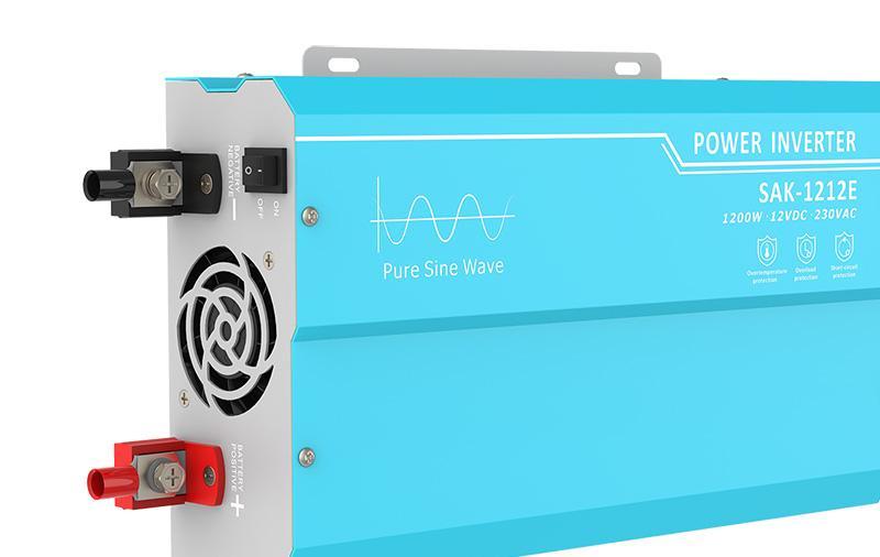 新品发布—三瑞电源隆重推出新一代正弦波逆变器