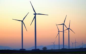 邁測激光測距傳感器用在風力發電設備檢測