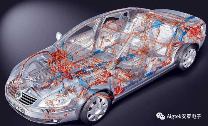 """守护汽车的""""神经""""与""""血管"""",安泰线束测试仪能做的有很多!"""