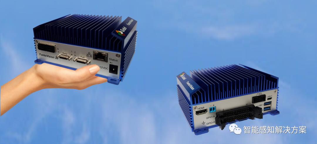 【虹科】速度與激情:用于高速和高分辨圖像處理的緊湊型計算機FantoVision 20