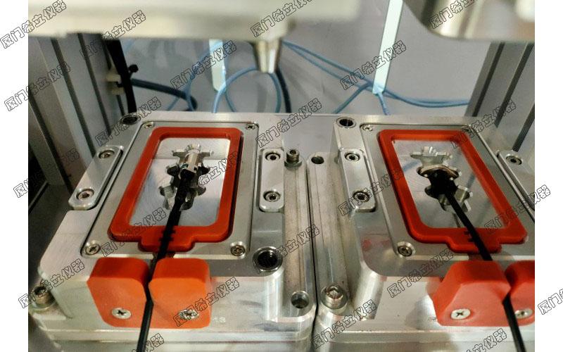 四通道氣密性防水檢測設備用于線束氣密性測試