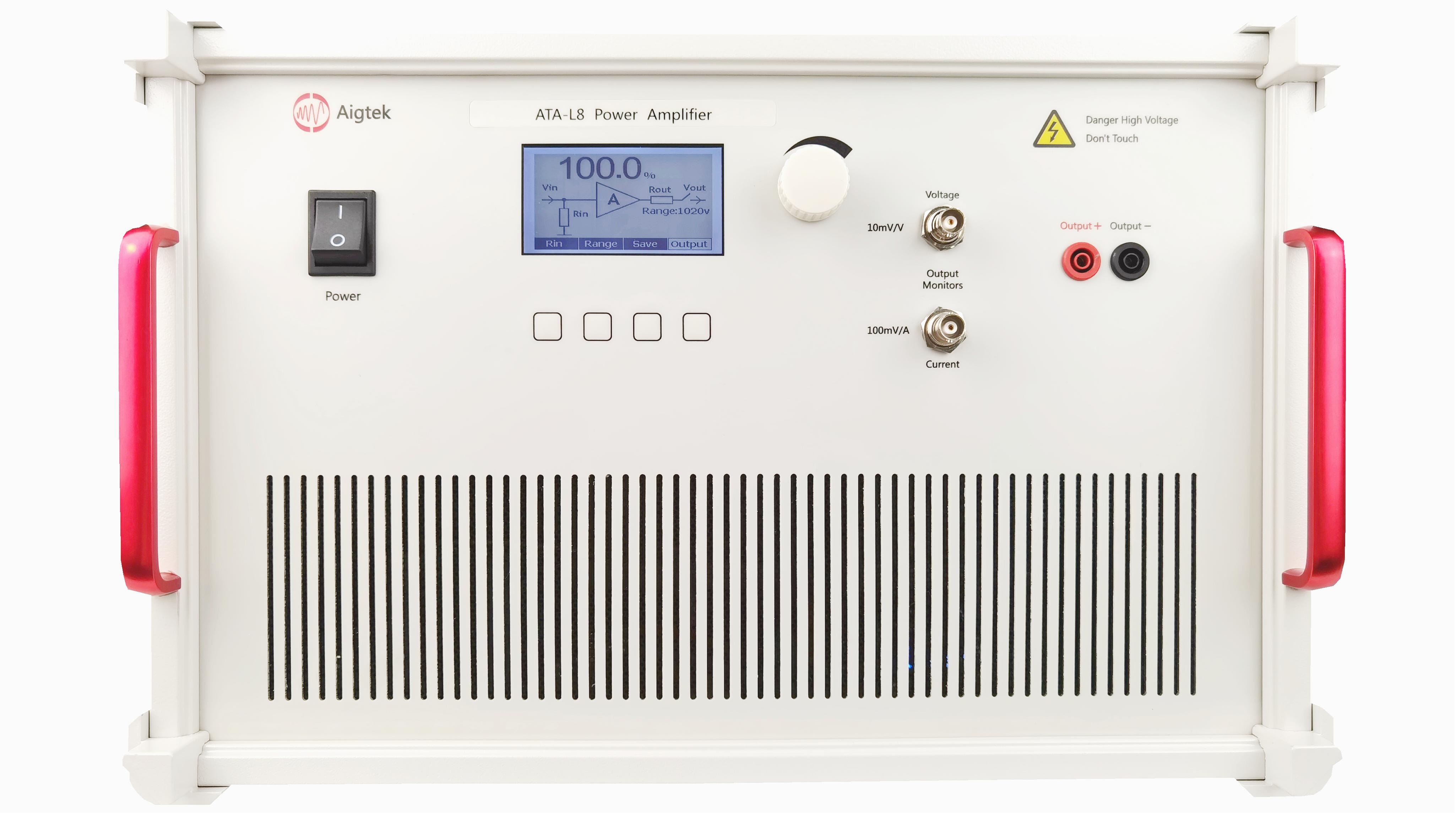 水声功率放大器的介绍,其规格参数是怎样的