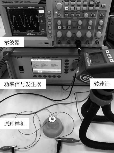 功率放大器在超声电机研究中的应用