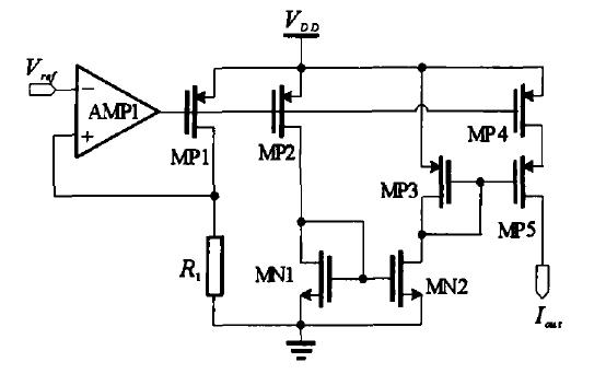 一种高精度电流源ATS-2000C电路的原理说明