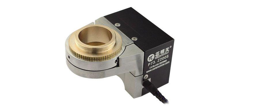 淺談P73.Z200系列Z向200微米行程壓電物鏡定位器