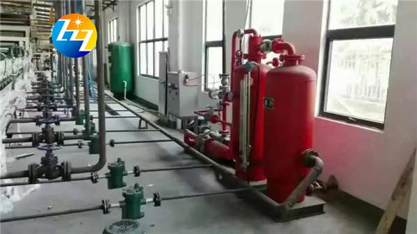 蒸汽回收机的设备特点以及它的价值体现