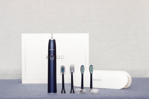 BYCOO电动牙刷清洁无死角,口腔敏感人群的最爱