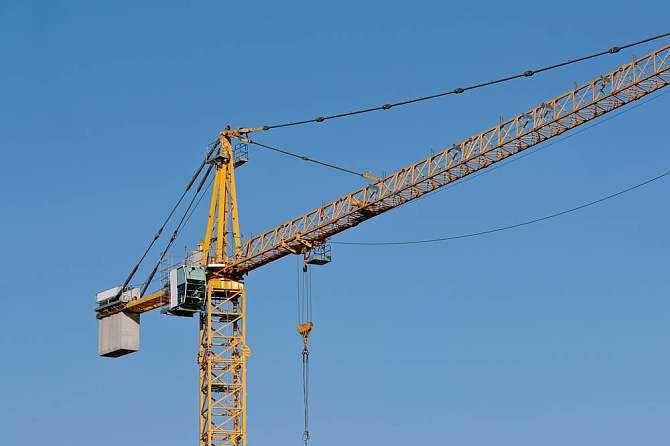 全球共德新品打造智慧工地为塔吊打工人提供安全保障