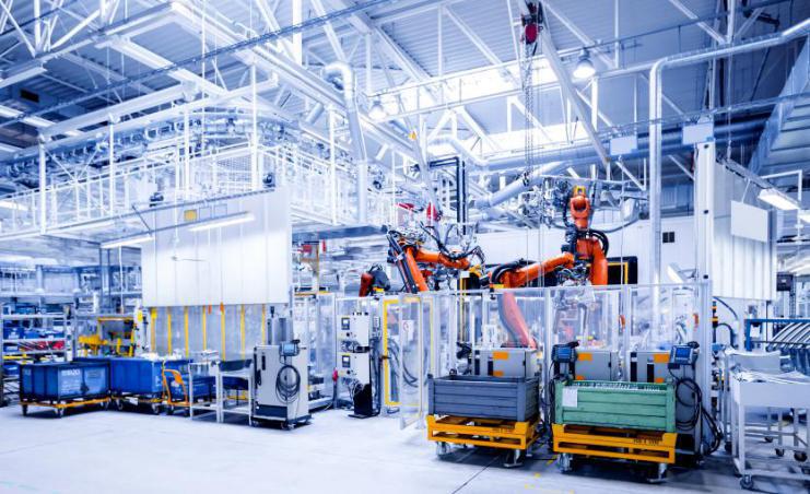 工业触控显示设备可以应用于哪些工业场景