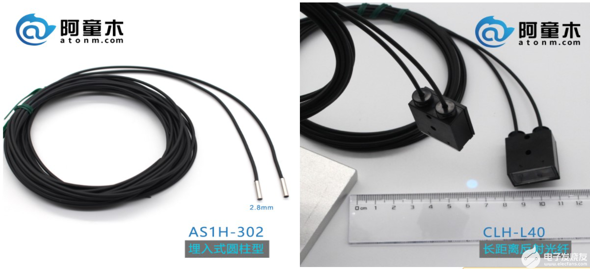 光纖傳感器的主要元器件之光纖的選用原則
