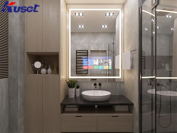 通过智能镜子显示屏来优化你的智能家居生活