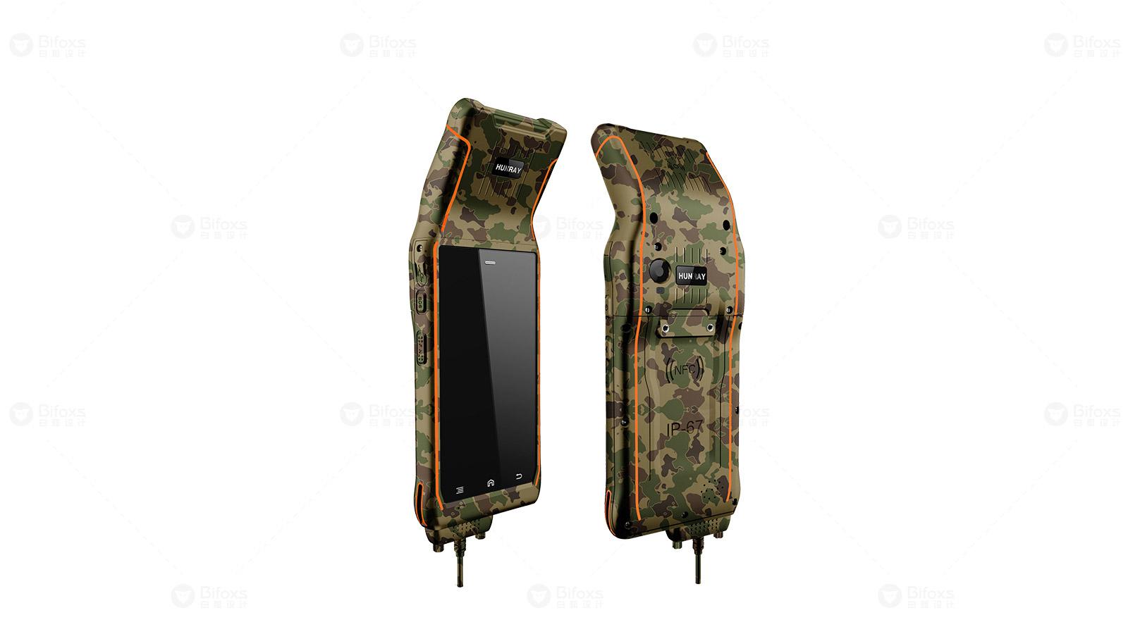 和大家分享5款专业度高、品质优良的手持机设计