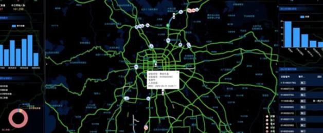 高德地图发布国内首个智慧交通物联网(IOT)平台