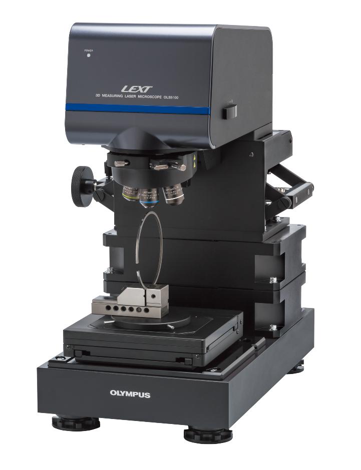 奧林巴斯全新3D測量激光顯微鏡LEXT? OLS5100已正式面世