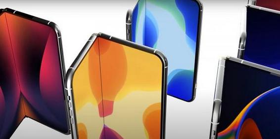 苹果测试可折叠iPhone显示屏,其期待吗?
