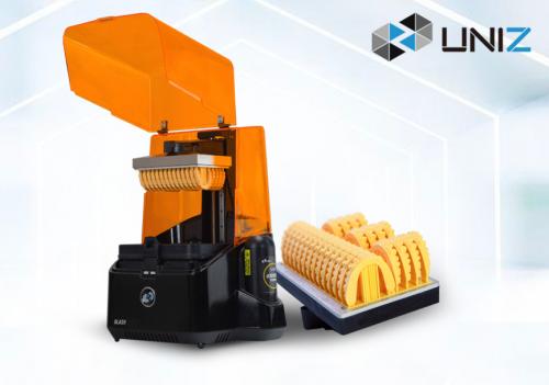 UNIZ將開拓LCD光固化技術路徑專業領域應用
