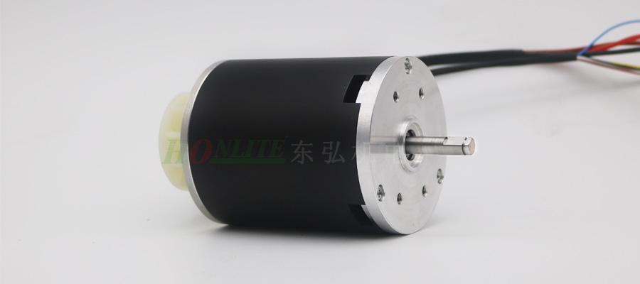 对于永磁直流电机,常见的冷却方式有哪几种形式