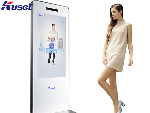一键智能试装的体感试衣镜,它将给我们带来哪些惊喜