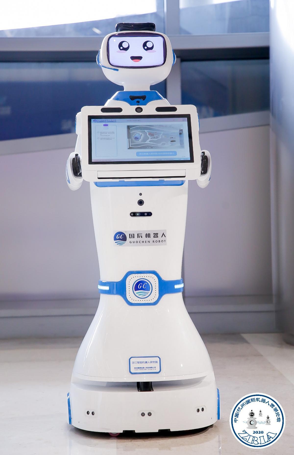 什么是展厅讲解机器人,它的作用功能是什么