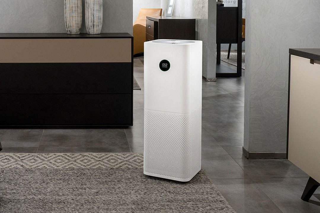 空气净化器通过PM2.5传感器来去除室内二手烟