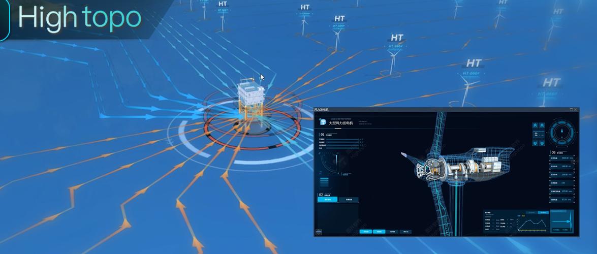 3D网络可视化监控新模式引领组态系统监控体系未来