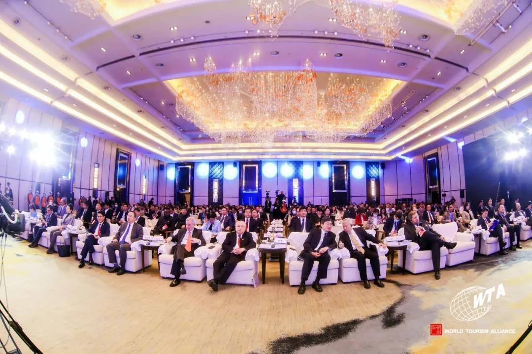 """""""世界旅游联盟·湘湖对话""""于2020年11月13日成功举办"""