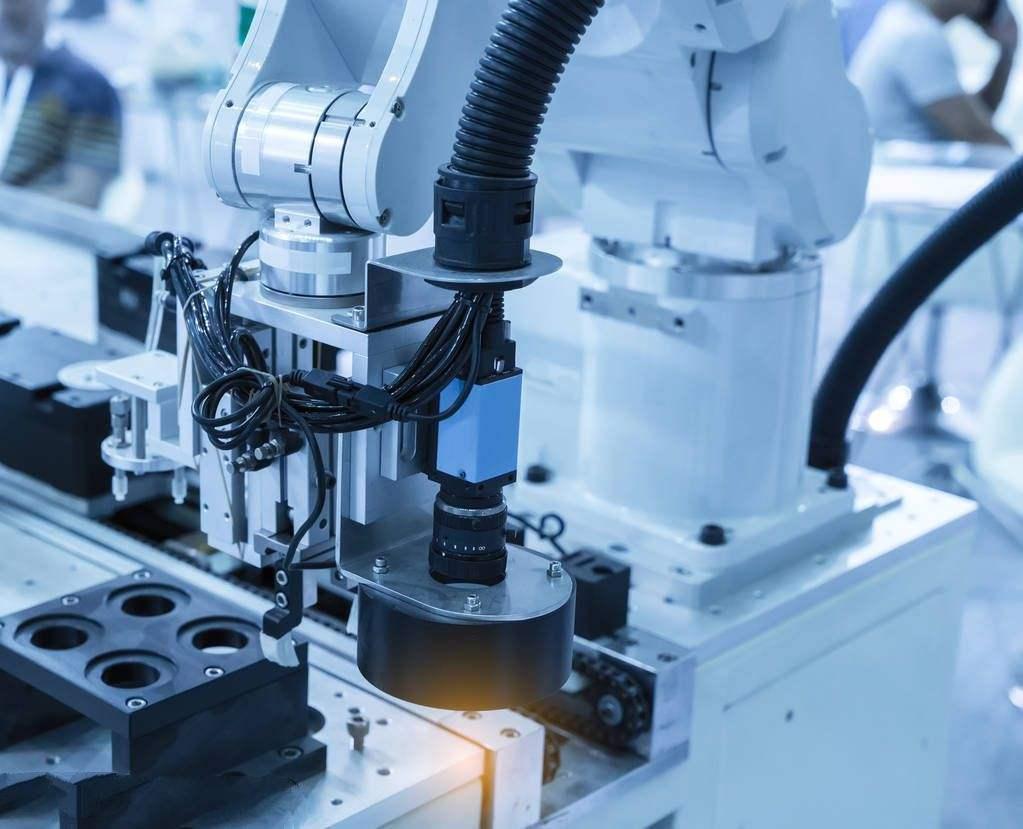简单介绍一下工业视觉测量系统中的组成结构
