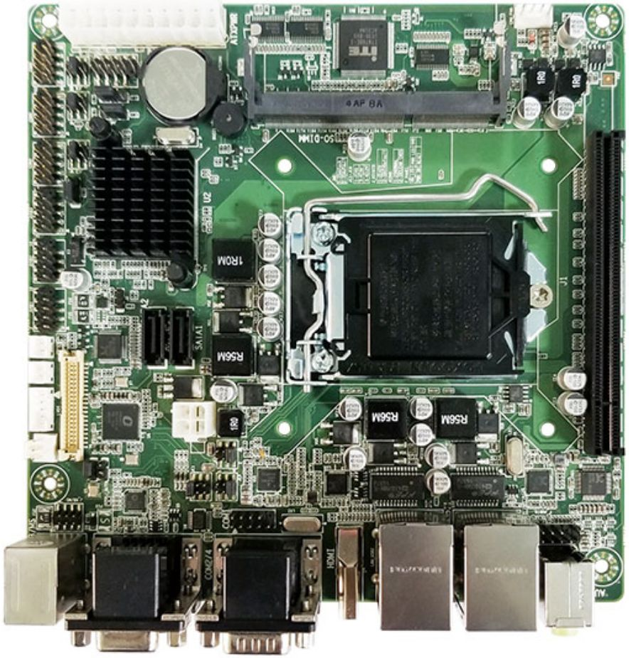 工控主板的插槽都有哪些,其卡槽有哪些特点