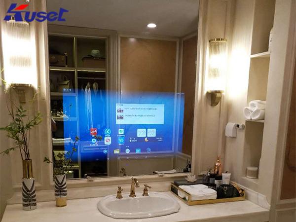 智能显示屏为家居生活带来了更便利舒适的体验
