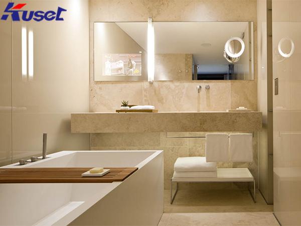智能镜子显示屏的应用将增强家居生活互动体验