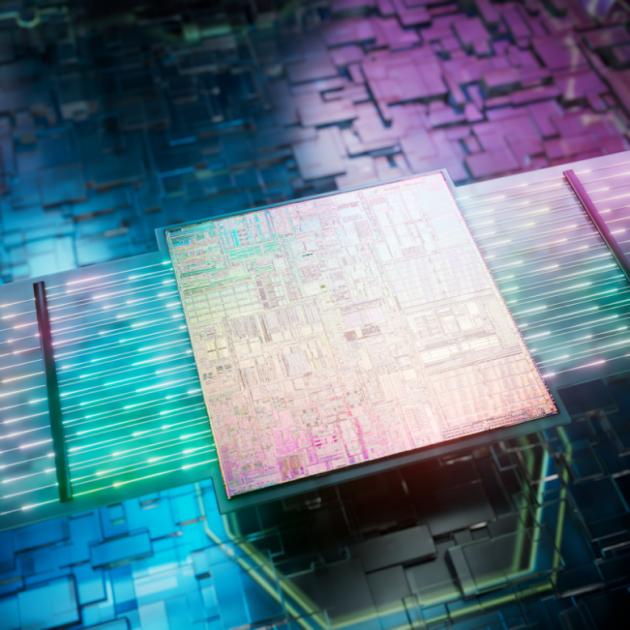 英特尔推动着集成光电的发展,未来将用于数据中心