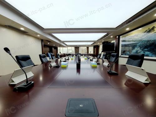 itc推動稅務局邁進無紙化會議時代,帶來高效的會議體驗