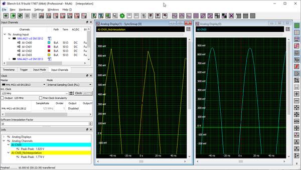 德国Spectrum仪器公司将全面升级SBench-6专业版软件