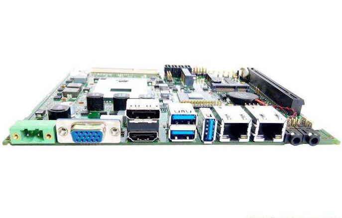 对于4U工控主板它的插槽类型都有哪些