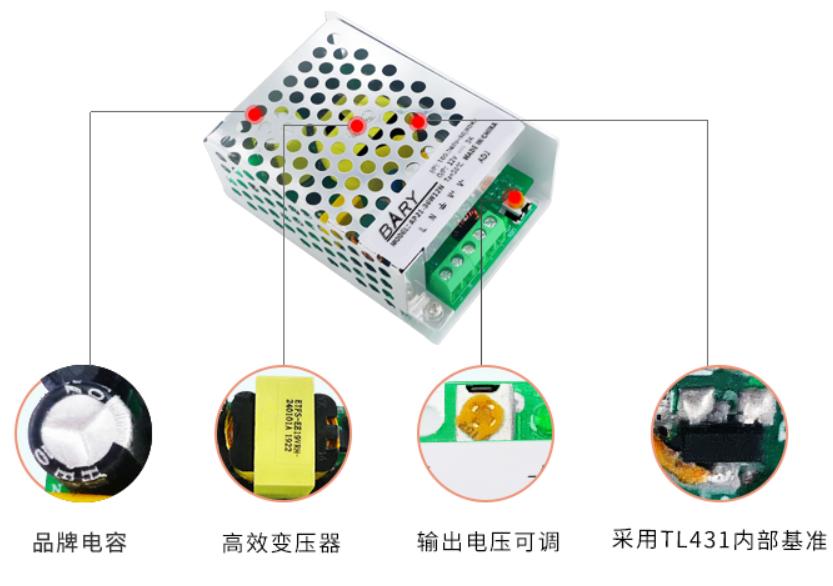 电源模块的优势是什么,它的作用又是什么
