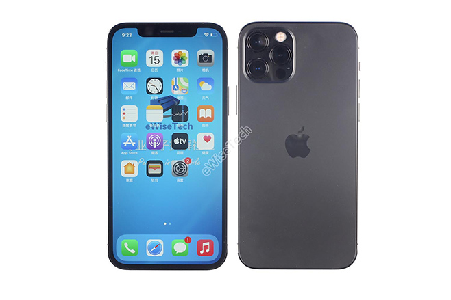 iPhone 12 Pro拆机评测 详细BOM曝光 高品质细节 主板有81颗IC