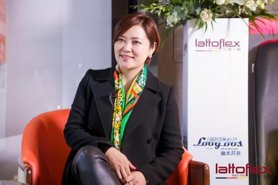 专访张艳梅 乐德飞翼是一个超级品牌