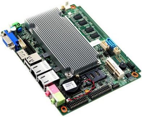 关于嵌入式工控主板在雷达显示终端中的应用