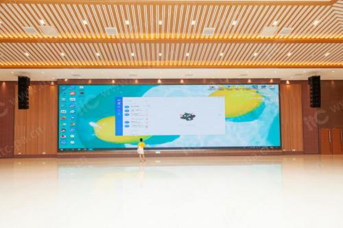 COB小间距显示屏相比于传统的LED显示屏,它有什么优势